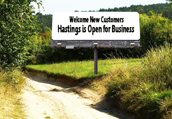 Is your website like a billboard on a dirt road?
