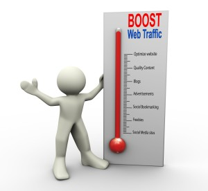 You can boost your sites ranking and get more traffic with useful posts.